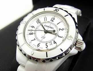 シャネルJ12腕時計買取