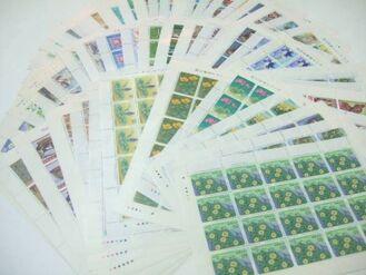 切手シート買取